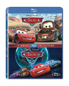 Cars 1 & 2 (Blu-ray Box Set)