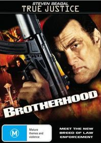 True Justice: Brotherhood (DVD)