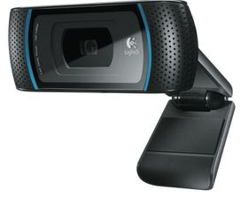 Logitech C910 HD Pro Webcam - Black