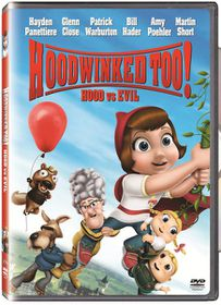 Hoodwinked Too! Hood vs. Evil (2011)(DVD)