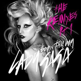 Lady Gaga - Born This Way (The Remix) (CD)