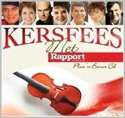 Kersfees Met Rapport - Various Artists (CD)