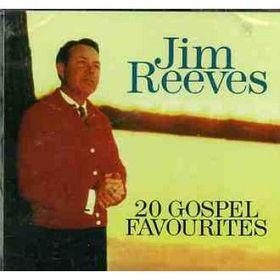 Reeves Jim - 20 Gospel Favourites (CD)