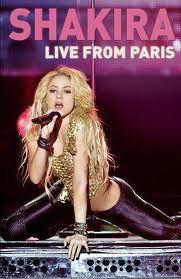 Shakira - Live From Paris (DVD)