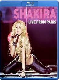 Shakira - Live From Paris (Blu-Ray)