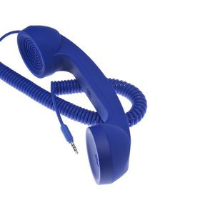 Native Union Pop Retro Handset - Blue