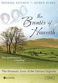 Brontes of Haworth - (Region 1 Import DVD)