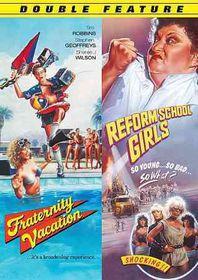 Fraternity Vacation/Reform School Gir - (Region 1 Import DVD)