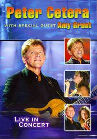 Peter Cetera with Amy Grant:Live - (Region 1 Import DVD)