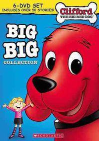 Clifford:Big Big Collection - (Region 1 Import DVD)