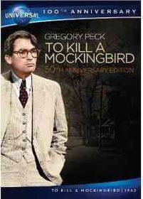 To Kill a Mockingbird 50th Ann Ed - (Region 1 Import DVD)