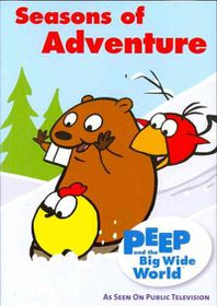 Peep and the Big Wide World:Seasons O - (Region 1 Import DVD)