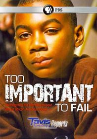 Tavis Smiley Reports:Too Important to - (Region 1 Import DVD)
