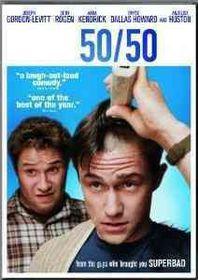 50/50 - (Region 1 Import DVD)
