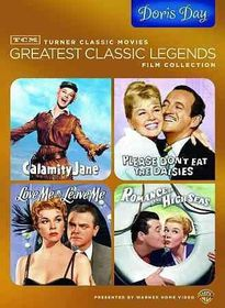 Tcm Greatest Films:Legends Doris Day - (Region 1 Import DVD)