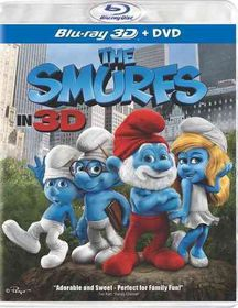 Smurfs 3d (Combo) - (Region A Import Blu-ray Disc)