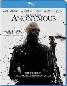 Anonymous - (Region A Import Blu-ray Disc)