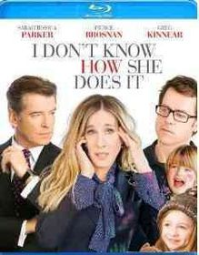 I Don't Know How She Does It - (Region A Import Blu-ray Disc)