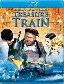 Treasure Train - (Region A Import Blu-ray Disc)