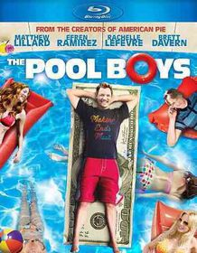 Pool Boys - (Region A Import Blu-ray Disc)