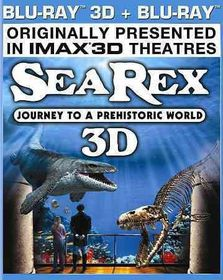 Sea Rex 3d - (Region A Import Blu-ray Disc)