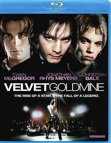Velvet Goldmine - (Region A Import Blu-ray Disc)
