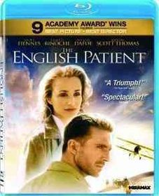 English Patient - (Region A Import Blu-ray Disc)