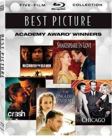 Best Picture Academy Award Winners - (Region A Import Blu-ray Disc)