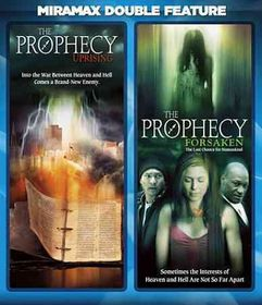 Prophecy:Forsaken/Prophecy Uprising - (Region A Import Blu-ray Disc)