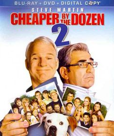 Cheaper by the Dozen 2 (Triple Play) - (Region A Import Blu-ray Disc)