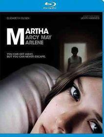 Martha Marcy May Marlene - (Region A Import Blu-ray Disc)