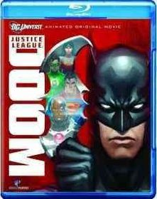 Dcu Justice League:Doom - (Region A Import Blu-ray Disc)