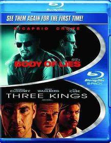 Body of Lies/Three Kings - (Region A Import Blu-ray Disc)