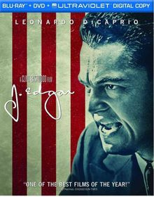 J Edgar - (Region A Import Blu-ray Disc)