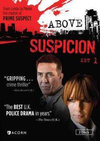 Above Suspicion Set 1 - (Region 1 Import DVD)