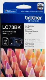 Brother - Black Ink Cartridge - LC73BK