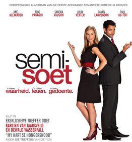 Semi-Soet - Various Artists (CD)