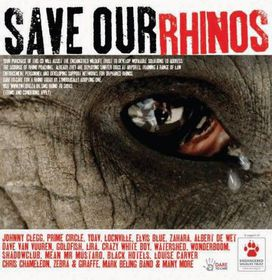 Save Our Rhinos - Various Artists (CD)