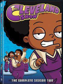 The Cleveland Show Season 2 (DVD)