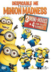 Despicable Me: Minion Madness (DVD)