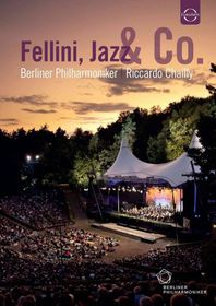 Fellini Jazz & Co - (Region 1 Import DVD)
