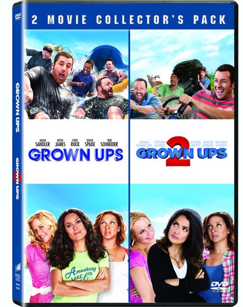 Grown ups 1 amp 2 dvd buy online in south africa takealot com