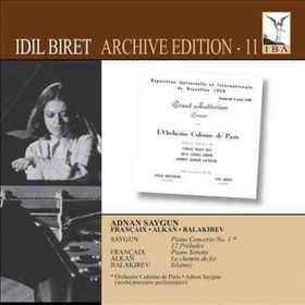 Various: Piano Concerto No 1 - Archive Edition 11 (CD)