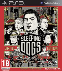 Sleeping Dogs: Limited Edition (PS3)