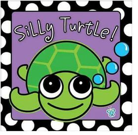 Silly Turtle Bath Book