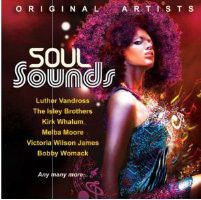 Soul Sounds - Various Artists (CD)