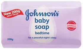 Johnson and Johnson - 200g Baby Soap Bedtime