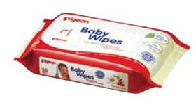 Pigeon - Anti Bacterial Wipes
