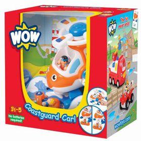 WOW - Coastguard Carl
