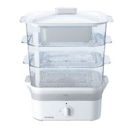 Kenwood - Food Steamer - 900 Watt - White